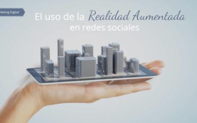 El uso de la Realidad Aumentada en redes sociales