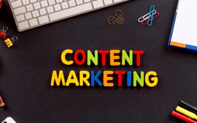 ¿Cómo usar el marketing de contenido en conjunto con una estrategia de contenido?