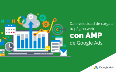 Dale velocidad de carga a tu página web con AMP de Google Ads
