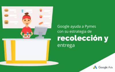 Google ayuda a pymes con su estrategia de recolección y entrega