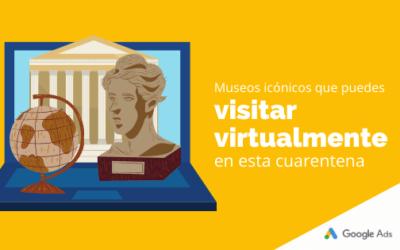 Museos icónicos que puedes visitar virtualmente en esta cuarentena